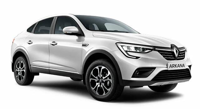 Прокат Renault Arkana