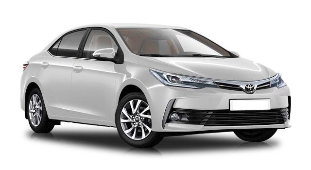 Прокат Toyota Corolla 2014