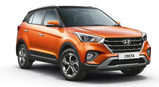Прокат Hyundai Creta