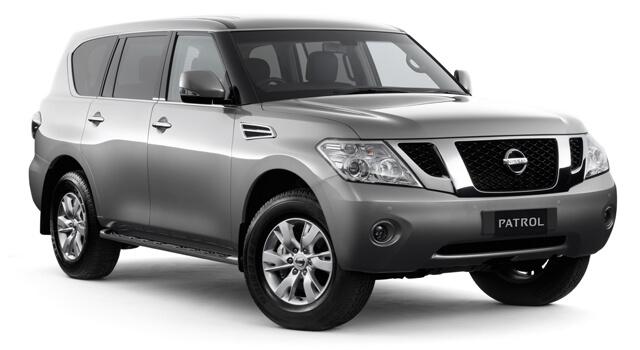 Прокат Nissan Patrol