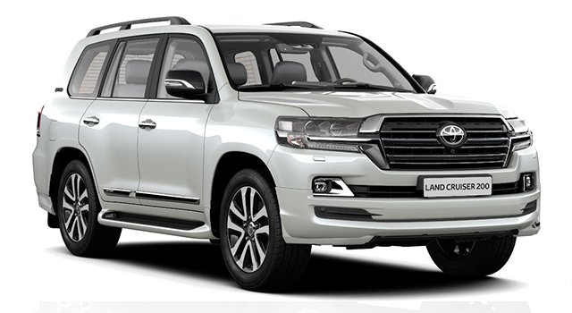Прокат Toyota Land Cruiser