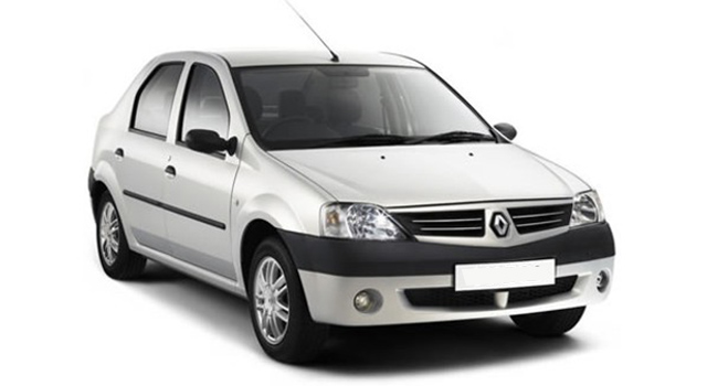 Прокат Renault Logan 2013