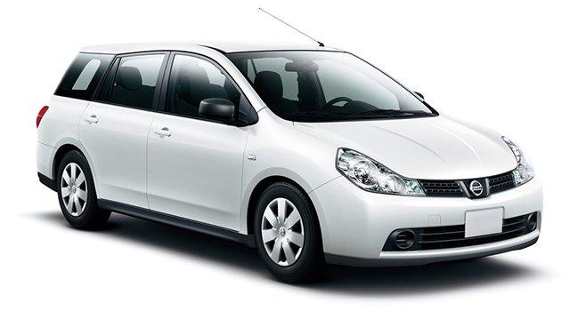 Прокат Nissan Wingroad